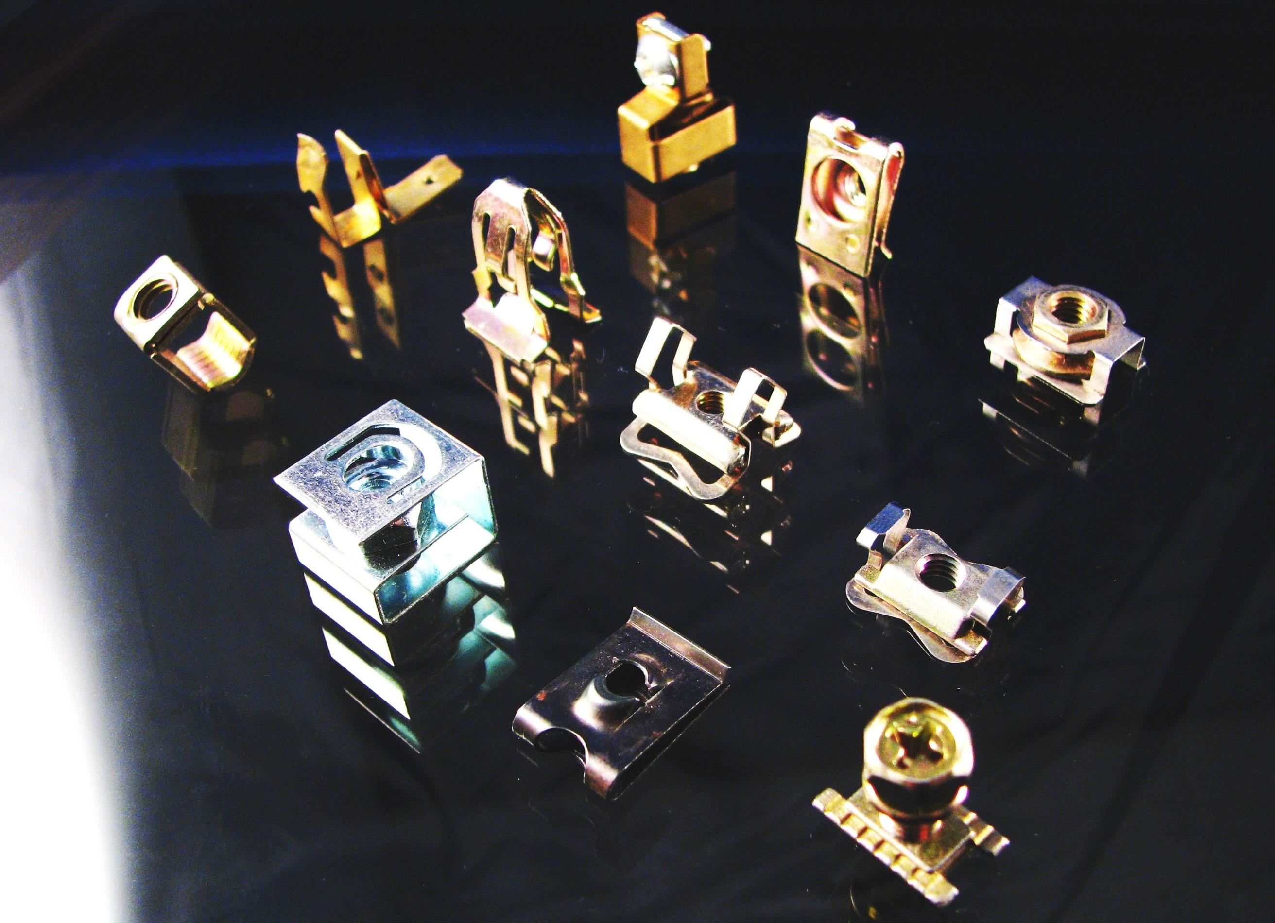 Screws & nuts for automoblie parts