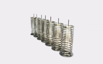 Capacitive spring